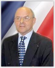 Maire de Corbonod, M. Joseph Travail