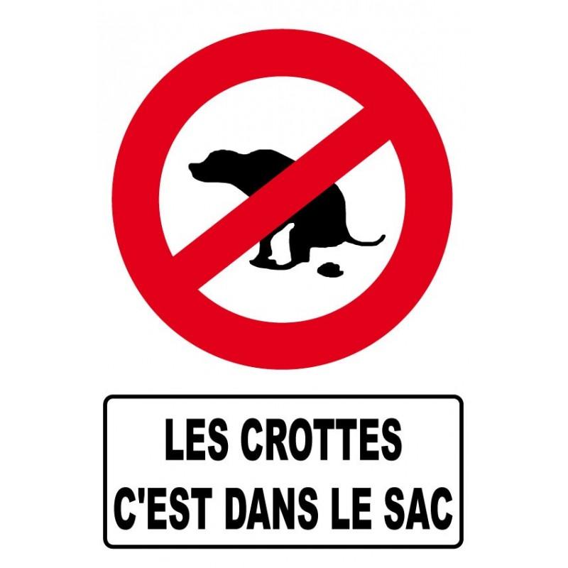 """Crottes de chiens """"les crottes c'est dans le sac"""" - Actualités de Corbonod"""